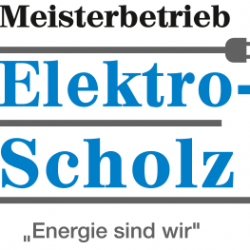 Logo der Firma Elektro Scholz